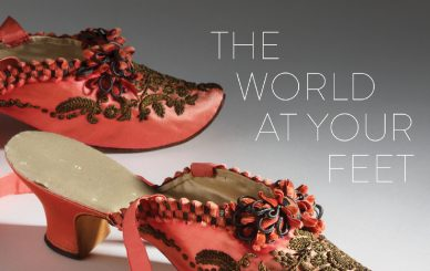 The World at Your Feet:  The Bata Shoe Museum