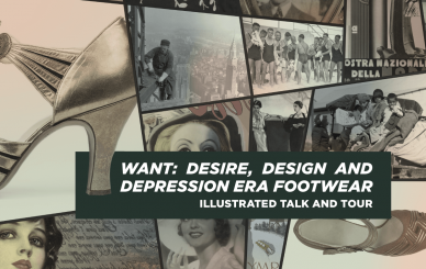 WANT: An Illustrated Talk & Tour