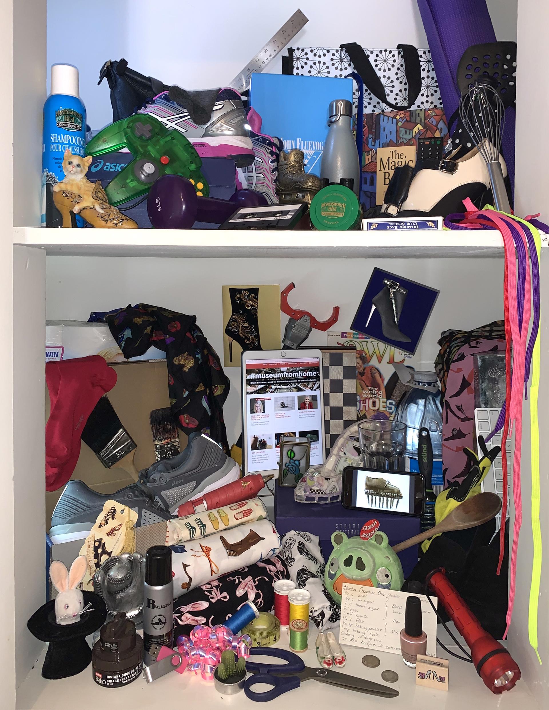 Cupboard Full of Stuff