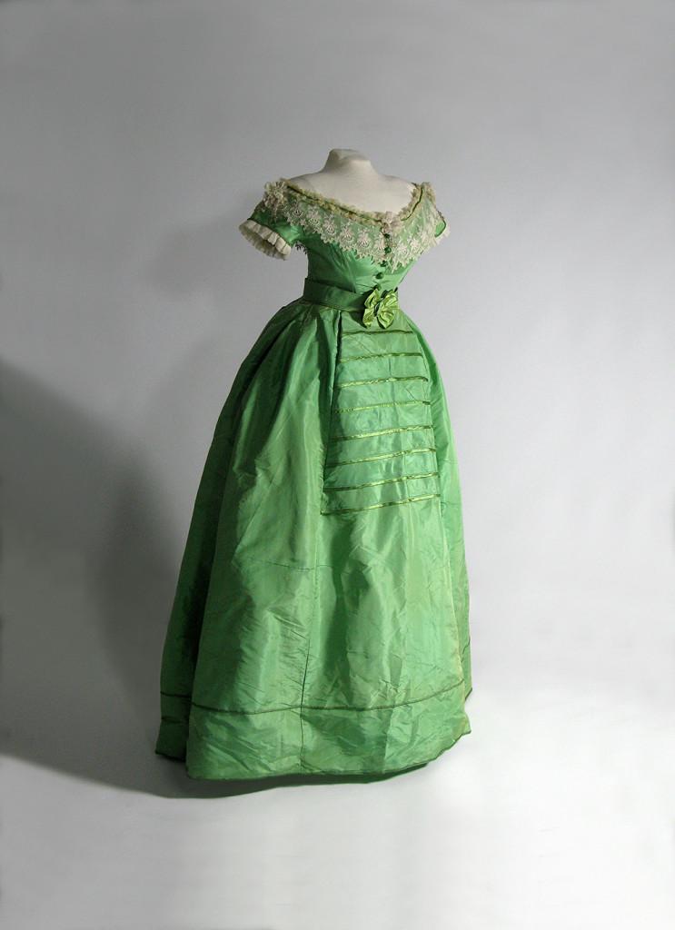 'Emerald Green' Dress
