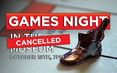 Games Night In the Museum