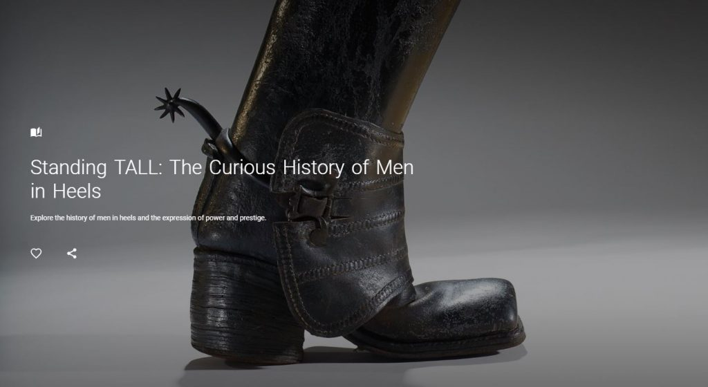 0983725c30a The Bata Shoe Museum is very excited to be a contributor to the Google Arts  and Cultural Institute, a series of collections of high-resolution images  of ...