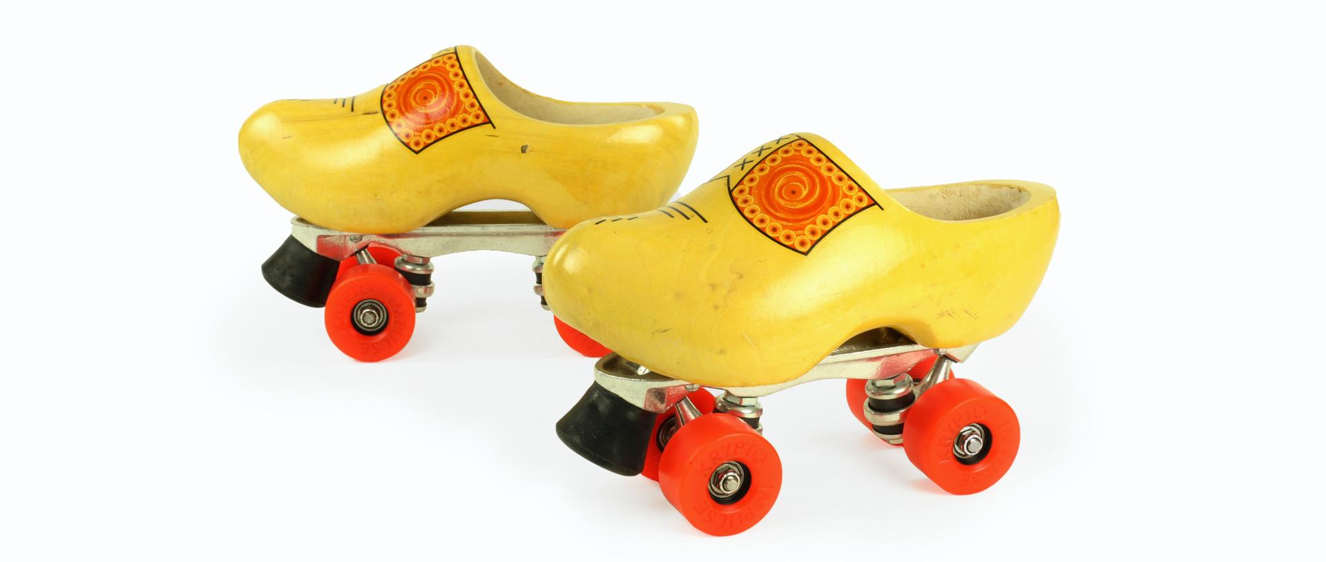 Roller Clog
