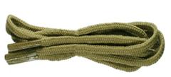 green shoealace