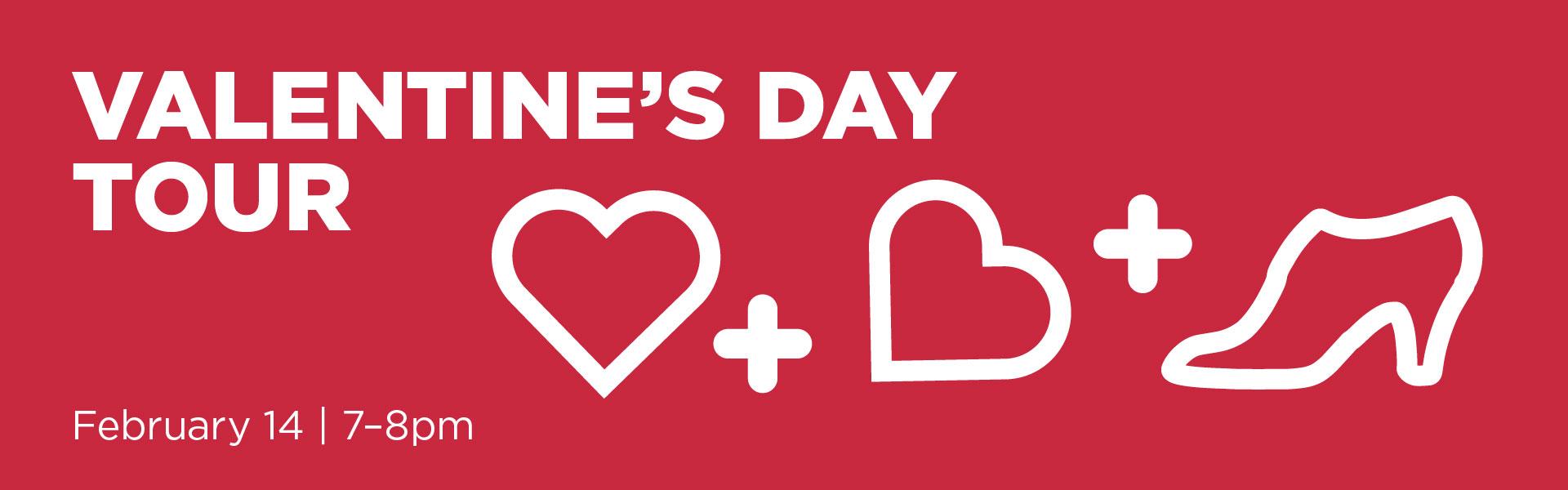 Valentine's Day Tou