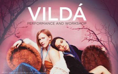 VILDÁ: Performance and Workshop