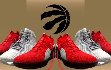 Raptor Sneakers on View