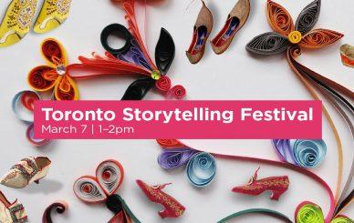 Toronto Storytelling Festival