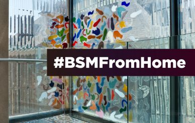 #BSMFromHome