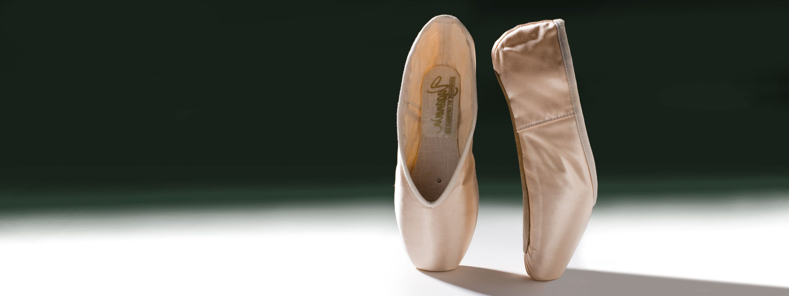 On Pointe:The Rise of the Ballet Shoe