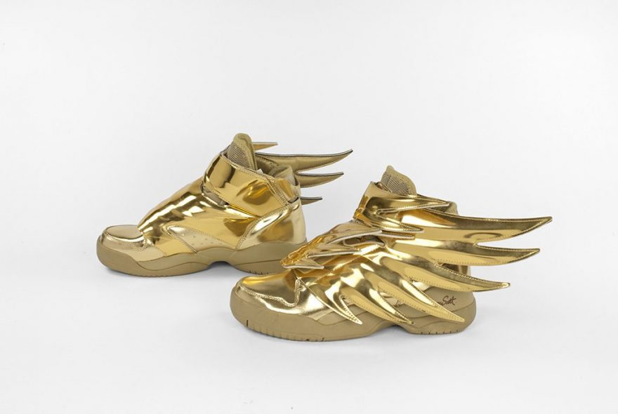 Jeremy Scott x Adidas sneakers