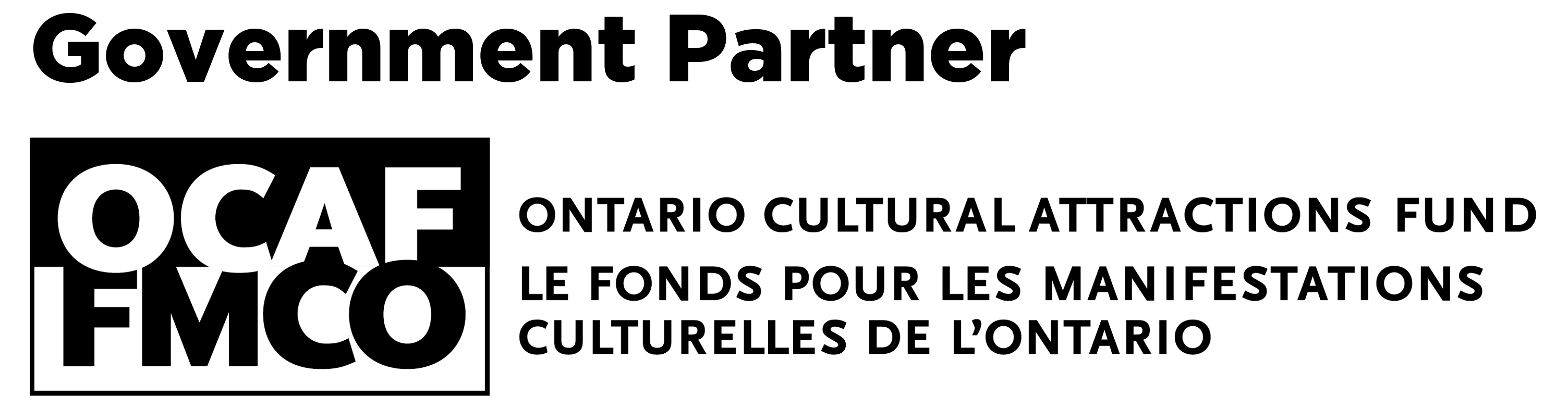 Ontario Cultural Attractions Fund