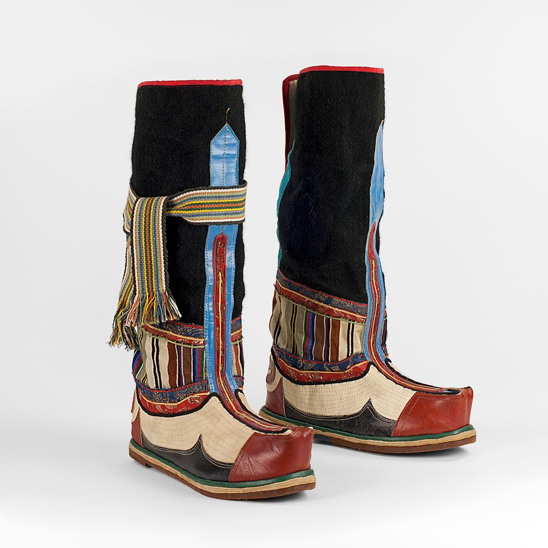 Set-08 Boots