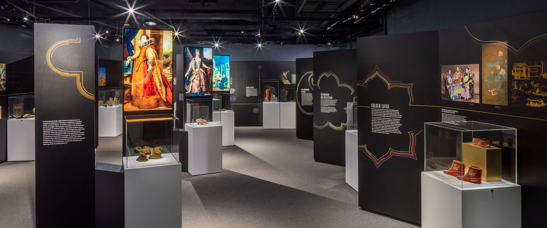 The Gold Standard exhibition