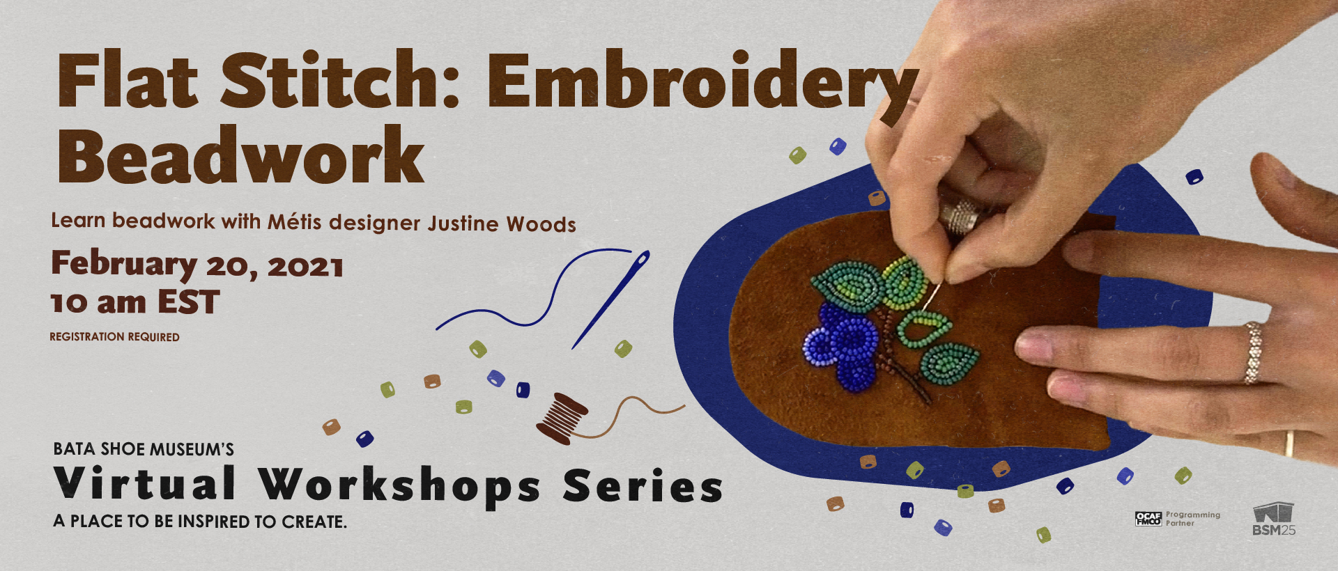 beadwork Workshop